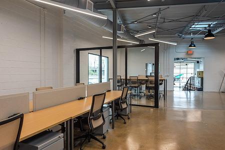 Venture X | Richmond - Dedicated Desk