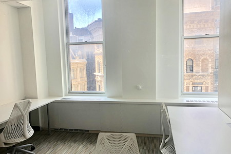Coalition Space | Flatiron - Team Office With Views