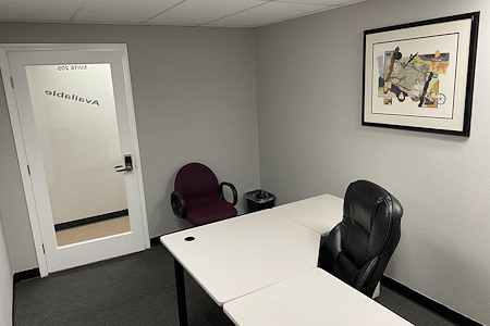 1211 1st Ave N Retail and Office Suites - Private 1 Room Office Suite 205