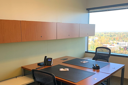 Carr Workplaces - Tysons - Office 1504