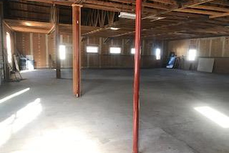 Wild Buck Realty - Warehouse Space