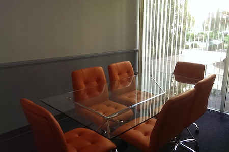 C.W. Business Center at LAX - Conference Room - Small