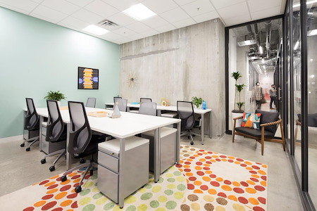 Regus | Spaces @ Mission & 3rd - Dedicated Desk Promo Offer $210 a mo/