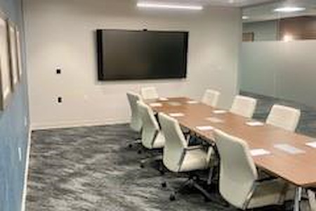 The Conference Centre on 11 - Bienville Boardroom