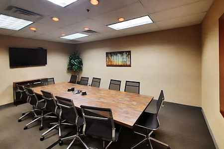 The Office Quarters - The Board Room