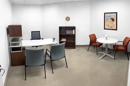 Metro Offices - Chevy Chase - Interior Office Space