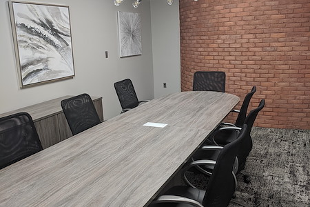 Highland-March Workspaces, Mansfield - The Vista Room