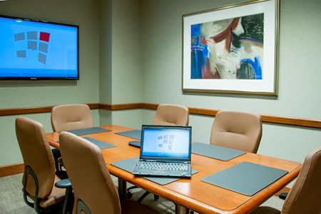 Morristown Workplaces - Morristown NJ Meeting Room 2
