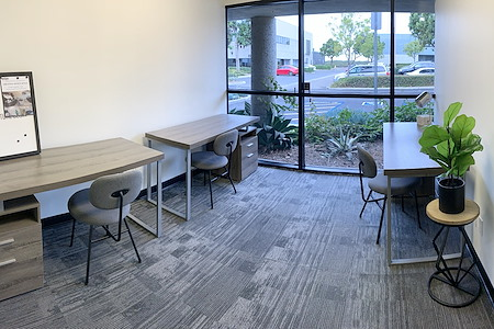 WorkSpace Carlsbad - Window Wall Office - Perfect For 1-4