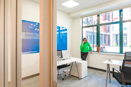 Expansive - Boulder - Main Floor - -Private Office