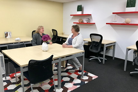 Regus | Harbor Drive Executive Park - Team Office #316