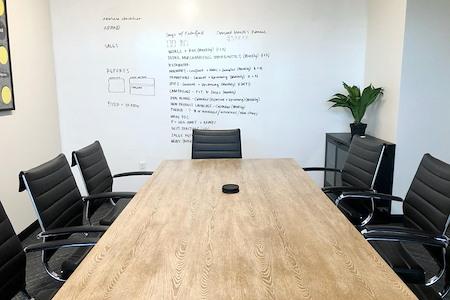 WorkSpace Irvine - Meeting Room W/ Whiteboard Wall