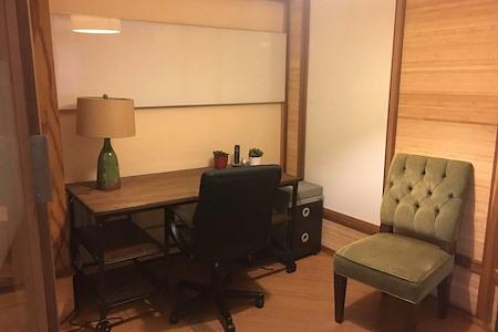 Soho Terrace - Cozy Office in Soho