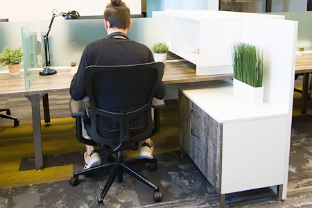 25N Coworking | Frisco - Dedicated Plus Desk