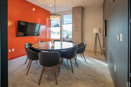 25N Coworking | Frisco - Frisco Square Room