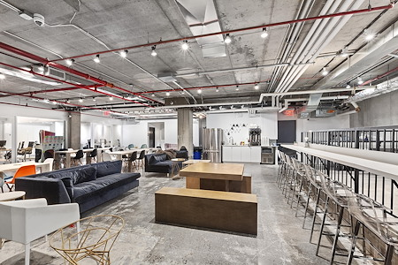 Cubico- Soho - BRAND Co Working open Space - Cubico