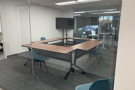 WorkAway Solutions - Lg Conference Room (10-15)