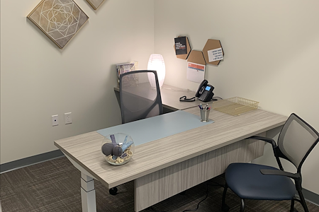 Office Evolution - Mount Pleasant - Interior Private Office 4