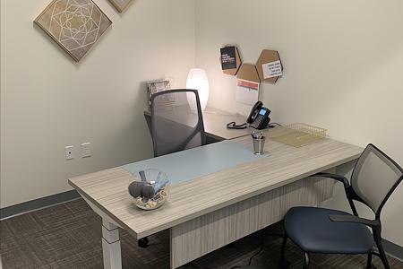 Office Evolution - Mount Pleasant - Interior Private Office 8