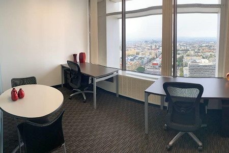 Regus-DTLA-Union Bank - Window Team Office 3151
