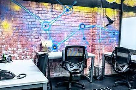 GRID Collaborative Workspaces- Denver - Dedicated Desk Space