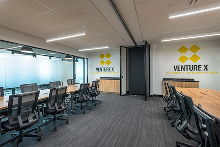 Venture X   Arlington - Courthouse Metro - Super Hornet & Chinook Conference Rooms