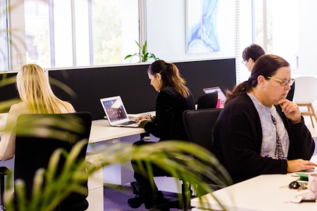 Beaches Coworking - 2 person office