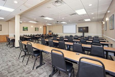 DemiSar Workspace - The Training Room