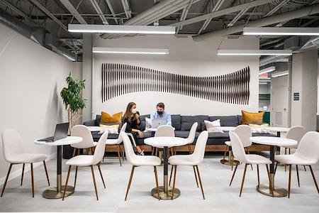 FORUM Miami - Workspace