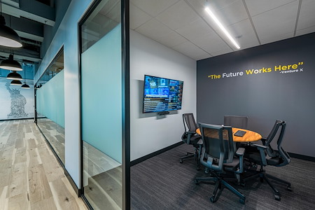 Venture X | Arlington - Courthouse Metro - Corsair Conference Room