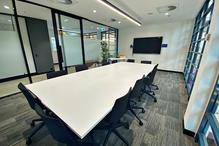 Cicada Innovations - Boardroom Redfern