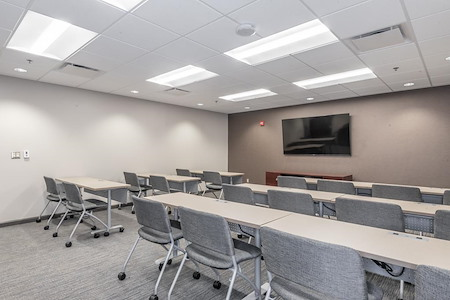 Huntsville Hub - Freedom Training Room