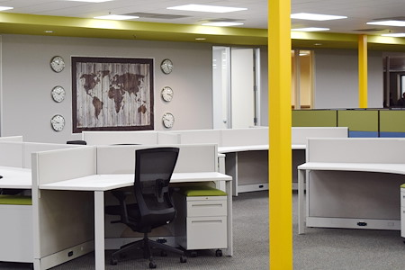 FalconX B2B Technology Accelerator & Incubator - Suite 5: Team Office for 6 people