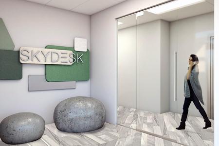 Sky Desk  - Morristown - Private office