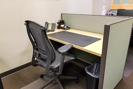 Intelligent Office San Francisco - Workstation
