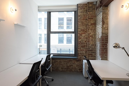 The Yard: Flatiron South - 3-Desk Private Office