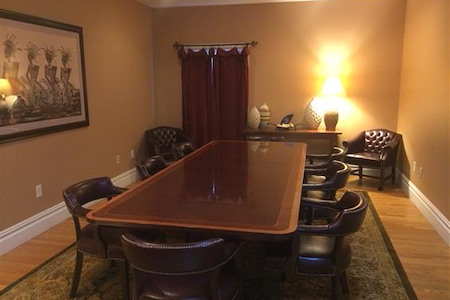 Tindall Executive Office Suites - Conference room #1
