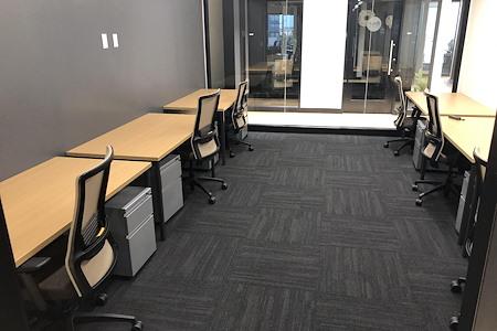 Venture X | Uptown Dallas - Private Dedicated Desk