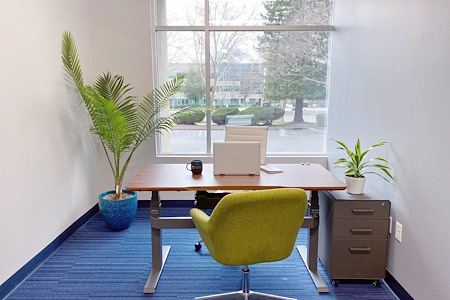 Pacific Workplaces - Roseville - Office 120