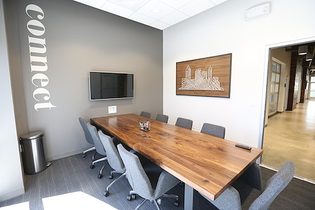 Roam Buckhead - Private Office #7, 3 people