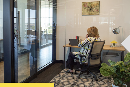 Venture X | West Palm Beach Rosemary Square - Private Office