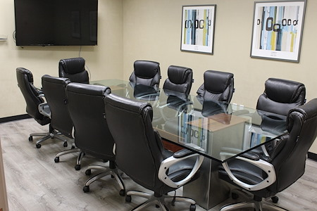 Gateway Executive Suites - Downstairs Large Conference Room