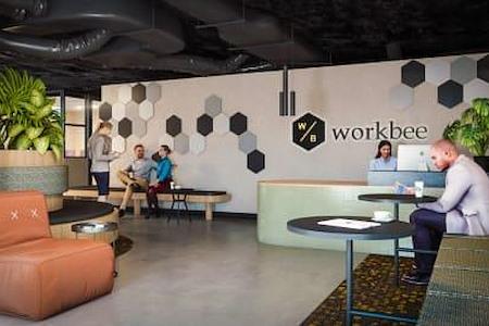 WorkBee North Sydney - Dedicated Desk 1