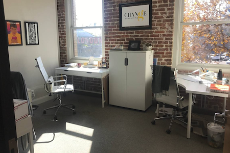 The Port @ 101 Broadway (Jack London Square) - Sunny Private Office for up to 4