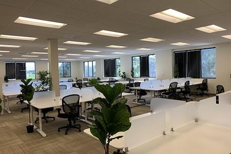 JJ Lake Business Center - Dedicated Workstation