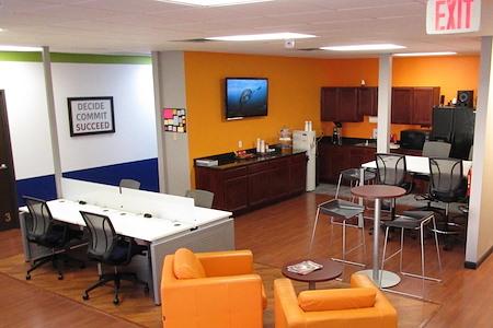 VenturePoint Stone Oak - Coworking @21750HardyOak