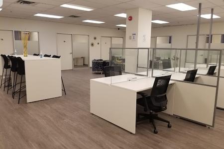 BriteSpace Offices - Dedicated Desk 1