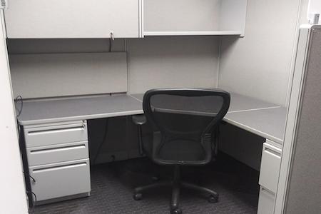Brightstar Capital LLC - cubicle office