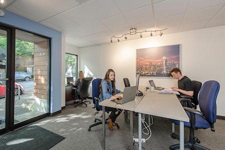 West Seattle Coworking - Open Desk 1