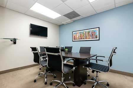 Lakeside Workspaces - Small Conference Room